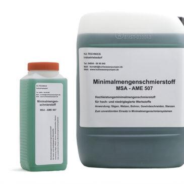 Schmierstoff MSA-AME 507 für Minimalmengenschmierung